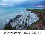 From The Top Of Beachy Head ...
