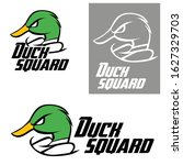 Logo Duck Green   Team Duck...