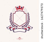 graphic emblemcreated with... | Shutterstock .eps vector #1627479373