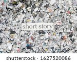 Newspaper Confetti From Above...
