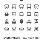 transport front view ui pixel...