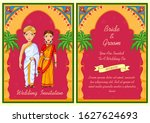 illustration of south indian...   Shutterstock .eps vector #1627624693