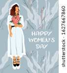 happy mothers day.... | Shutterstock .eps vector #1627667860