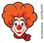 clown | Shutterstock .eps vector #162781490