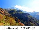 Drakensberg Dragon Mountains...
