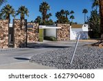 Mid Century Modern House With...
