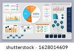 vector illustration. business... | Shutterstock .eps vector #1628014609