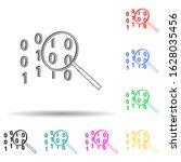 code search multi color style...