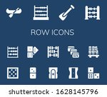 modern simple set of row vector ... | Shutterstock .eps vector #1628145796