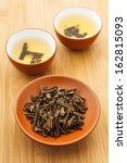 traditional chinese tea | Shutterstock . vector #162815093