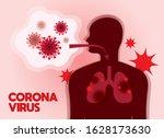 illustration of the illness....   Shutterstock .eps vector #1628173630