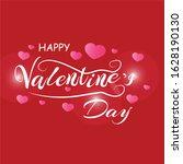 lover heart background for...   Shutterstock .eps vector #1628190130