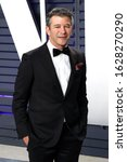 Small photo of BEVERLY HILLS - FEB 24: Travis Kalanick at the 2019 Vanity Fair Oscar Party at The Wallis Annenberg Center for the Performing Arts on February 24, 2019 in Beverly Hills, CA