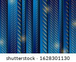 abstract blue and bronze...   Shutterstock .eps vector #1628301130
