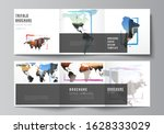 vector layout of square format... | Shutterstock .eps vector #1628333029