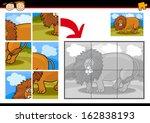 cartoon vector illustration of... | Shutterstock .eps vector #162838193