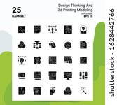 25 design thinking and 3d...
