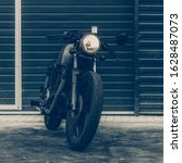 Custom Motorcycle Parking Near...