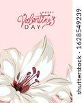 happy valentine's day.... | Shutterstock .eps vector #1628549239