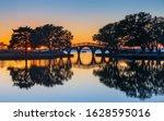 Iconic Bridge Over The...
