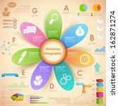illustration of business...   Shutterstock .eps vector #162871274