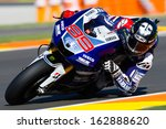 ������, ������: Jorge Lorenzo during MotoGP