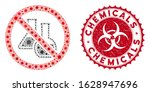 coronavirus mosaic no chemicals ... | Shutterstock .eps vector #1628947696