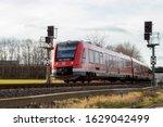 Regional Express Train ...