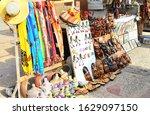santa maria  sal  cape verde ...   Shutterstock . vector #1629097150