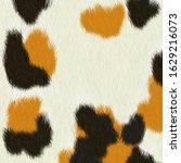Calico Cat Fur Pattern...