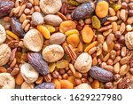 Dried Fruits And Nuts...