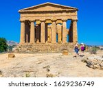 Concordia Temple  Valley Of The ...