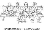 isolated vector illustration... | Shutterstock .eps vector #162929630