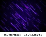glowing ultraviolet sci fi...   Shutterstock .eps vector #1629335953