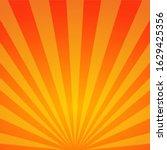 sun rays background. sun... | Shutterstock .eps vector #1629425356