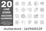 modern thin line icons set of... | Shutterstock .eps vector #1629600139