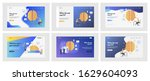 set of computer engineering for ... | Shutterstock .eps vector #1629604093