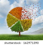 changing market concept and... | Shutterstock . vector #162971390
