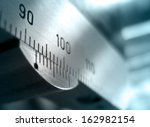 precision measurement tool      ... | Shutterstock . vector #162982154