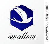 swallow bird shape designs that ...   Shutterstock .eps vector #1630184860