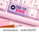word writing text time for... | Shutterstock . vector #1630196293