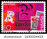 moscow  russia   october 7 ... | Shutterstock . vector #1630324423