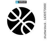 basketball icon or logo...   Shutterstock .eps vector #1630573000