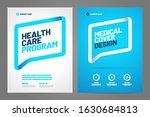 template design with abstract... | Shutterstock .eps vector #1630684813