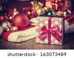 Christmas Gifts. Photo In...