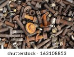 Many Small And Large Parts Of...