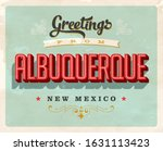 vintage touristic greeting... | Shutterstock .eps vector #1631113423
