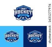 hockey tournament sport logo... | Shutterstock .eps vector #1631277976