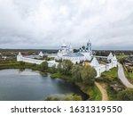 nikitsky monastery in pereslavl ... | Shutterstock . vector #1631319550