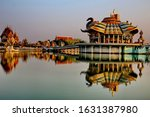 Buddha Culture Temple In...